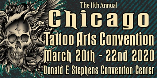 The 11th Annual Chicago Tattoo Arts Convention