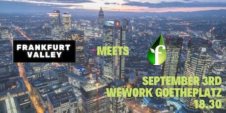 Frankfurt Valley Meets Founder Institute Tickets