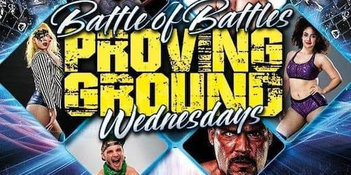 ACW Proving Ground! Benefit Show
