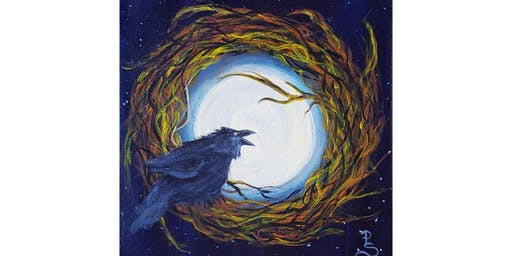 10/8 - Raven in Moonlight @ Hidden Vine Bistro, Marysville