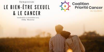 Symposium – Bien-être sexuel et le cancer