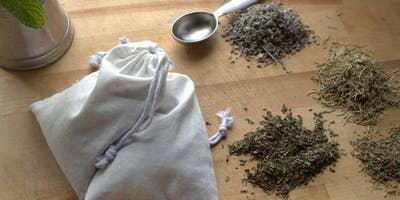Make & Take Class | Herbal Intention Sachets