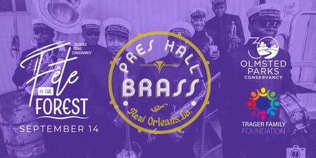 Fete in the Forest featuring Preservation Hall Brass Band tickets