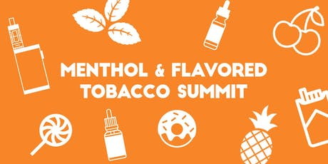 Menthol and Flavored Tobacco Summit tickets