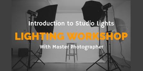 Introduction to Studio Lighting tickets