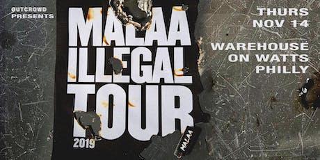 Øutcrowd pres. Malaa :: Illegal Tour 2019