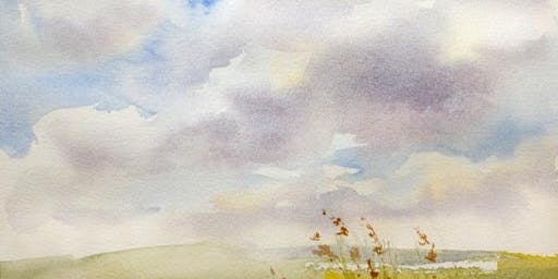 Painting Skies in Watercolor with Kristin Woodward