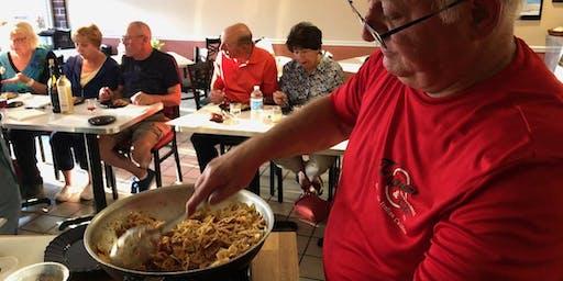 Frantonio's Cooking Class