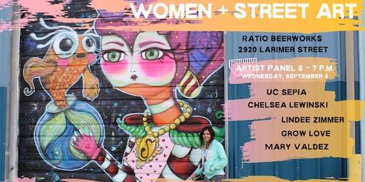 Women + Street Art