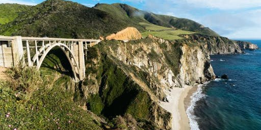 GP Adventure Retreat #7 @Jackson Retreat under the Bixby Bridge in Big Sur