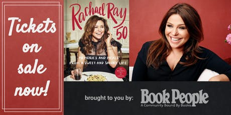 BookPeople Presents Rachael Ray tickets