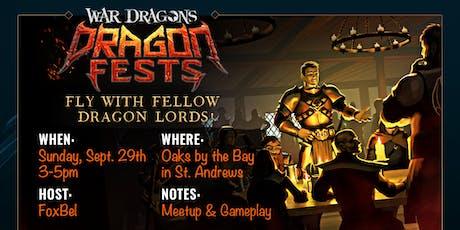 War Dragons Dragons Fest - Panama City, FL tickets