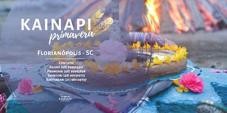 Kainapi de Primavera 2019 - Florianópolis ingressos