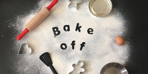 Bake-off Messy Play (Bridport Youth & Community Centre)