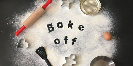 Bake-off Messy Play (Upwey and Broadwey Memorial Hall)