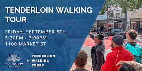 Tenderloin Walking Tour tickets