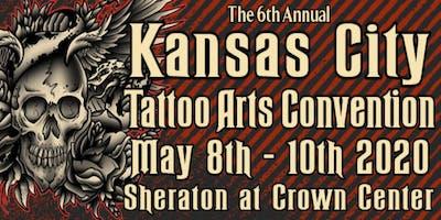 The 6th Annual Kansas City Tattoo Arts Convention