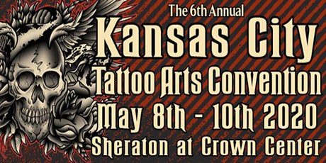 The 6th Annual Kansas City Tattoo Arts Convention ingressos