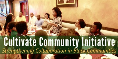 Cultivate Community Meetup #3 tickets