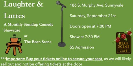 Laughter & Lattes: A Stand-up Comedy Showcase at The Bean Scene Café tickets