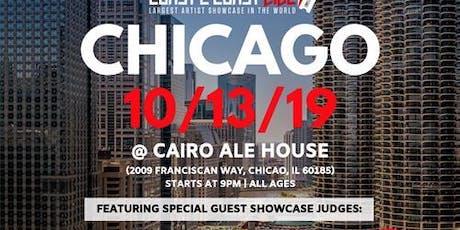 Coast 2 Coast LIVE Artist Showcase Chicago, IL  - $50K Grand Prize tickets