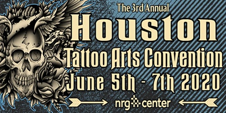 The 3rd Annual Houston Tattoo Arts Convention tickets