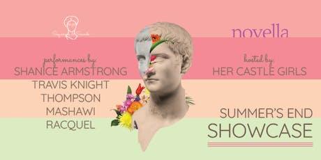 Summer's End Showcase tickets