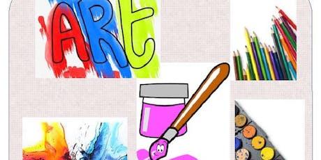 Children's Art Contest tickets