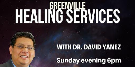 DYM Healing Service Greenville SC