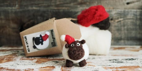 Intro to Needle-Felting at Etsy: Made in Canada tickets