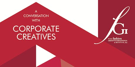 A Conversation with Corporate Creatives tickets