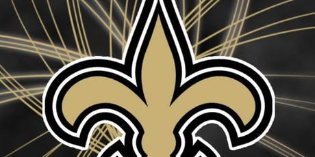 Saintnation Black and Gold Cookie Class tickets