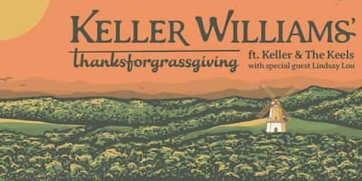 KELLER WILLIAMS' THANKSFORGRASSGIVING