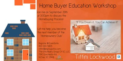 Home Buyer Education Workshop