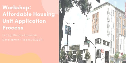 How To Apply - Affordable Housing Workshop