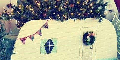 Christmas Camper/Truck Porch sitter Class