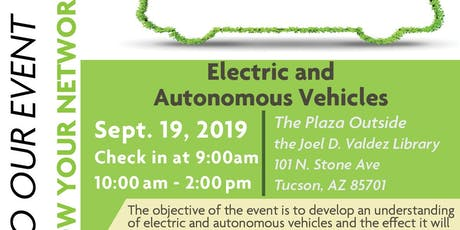 Electric and Autonomous Vehicle tickets
