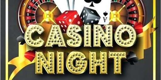 Beginning Today Casino Night Fundraiser