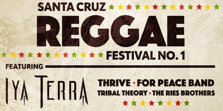 Iya Terra with Thrive, For Peace Band, Tribal Theory & The Ries Brothers tickets