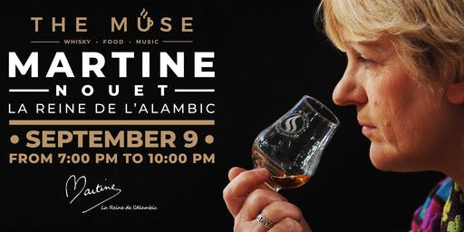 Whisky Tasting with Martine Nouet