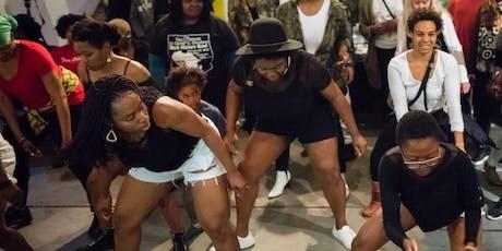 Afro Urban Dance w. Nkei Oruche & Afro Urban Society tickets
