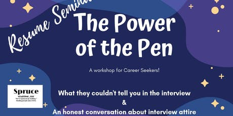 What they Couldn't Tell You in that Interview? tickets
