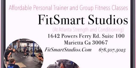 FREE Group Fitness BootCamp Class tickets