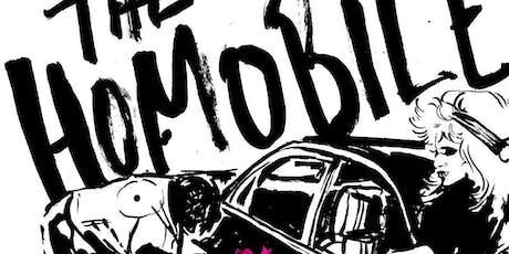 The Homobiles, Fast Execution, Taleen Kali, Copyslut, DJ Mariana Timony tickets