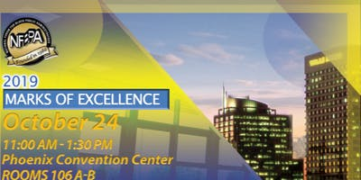 Marks of Excellence Award Luncheon