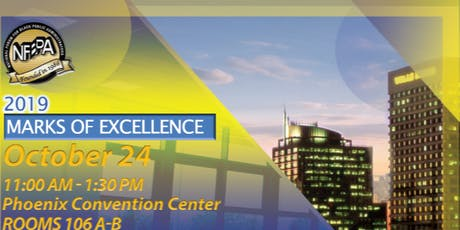 Marks of Excellence Award Luncheon tickets