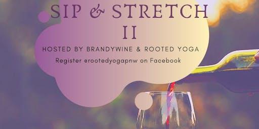 Sip & Stretch II