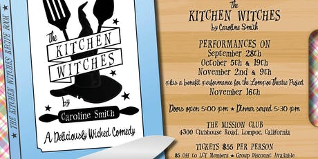 The Kitchen Witches Dinner Theatre tickets