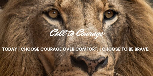 Call to Courage with Dr. Carolyn Anderson
