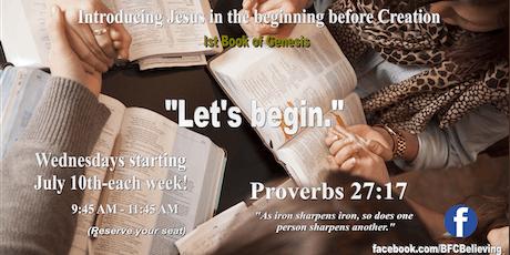 BFC Family - Bible Study & Fellowship Meet for Women tickets
